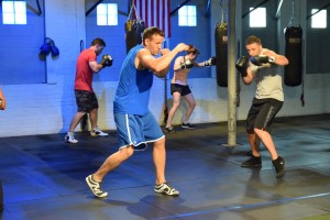 Eric Busa Nonantun Boxing Club