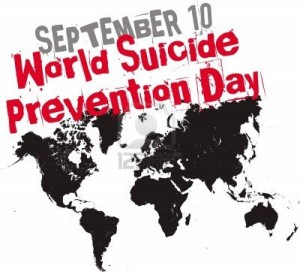 World Suicide Prevention Twitter Chat