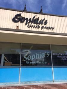 Sophia's Greek Pantry