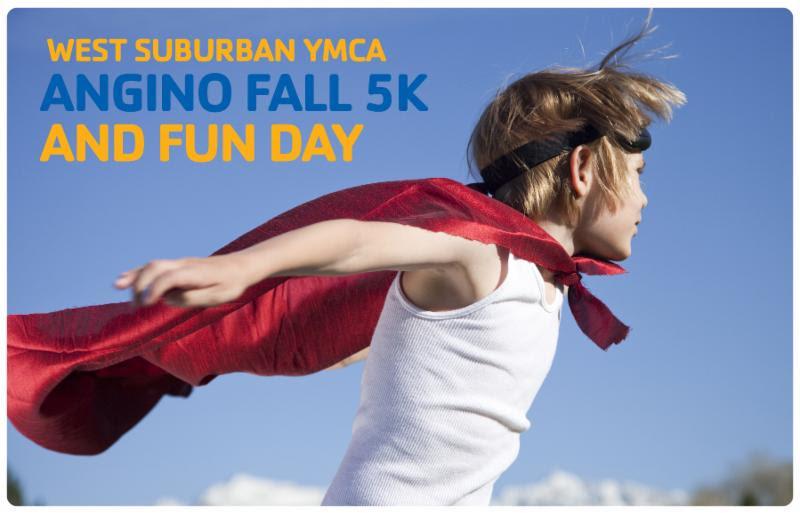 Angino Fall 5K and Fun Day