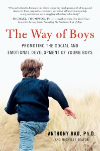 The Way of Boys by Dr. Anthony Rao