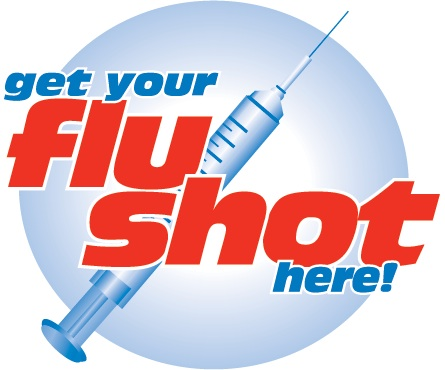 FREE Walk-In Flu Shot Clinic.