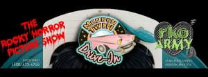 Rocky Horror Picture Show at the Mendon Twin Drive-In