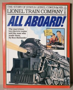 All Aboard for First-Ever National Lionel Train Day