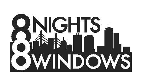 Jewish public art project, 8 Nights, 8 Windows