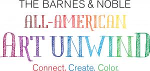 Barnes & Noble All-American Art Unwind