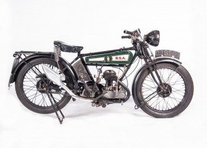 Triumph Bonneville Motorcycles  at Larz Anderson
