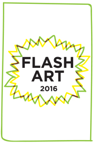 Flash Art Returns at The Arsenal Center for the Arts