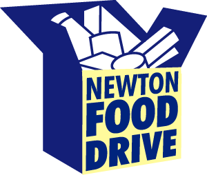 Newton's Third Annual Citywide Food Drive