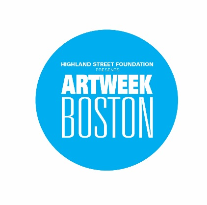 Artists: Apply to ArtWeek Boston