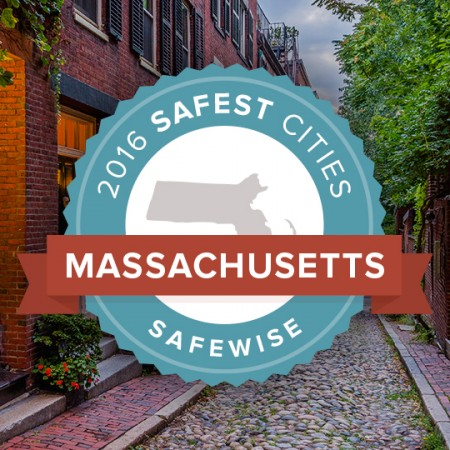 Newton #46 Safest City in Massachusetts