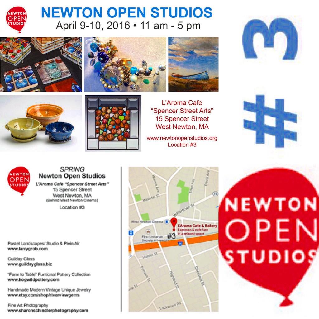 Newton Open Studios