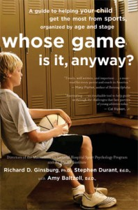 """""""Whose Game Is it, Anyway?"""""""