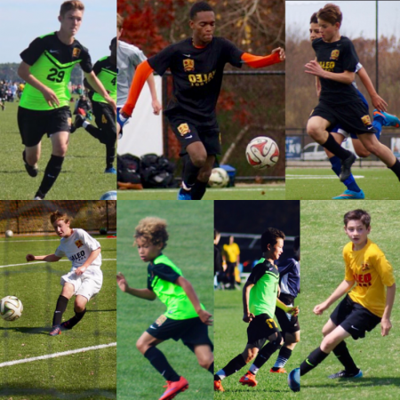 FC Valeo boys invited to US Soccer Training Centers