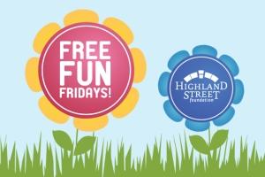Fun Free Fridays 2016