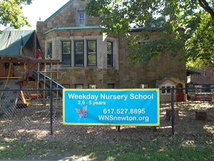 Openings at Weekday Nursery School
