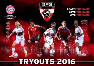 GPS Club Soccer Tryouts