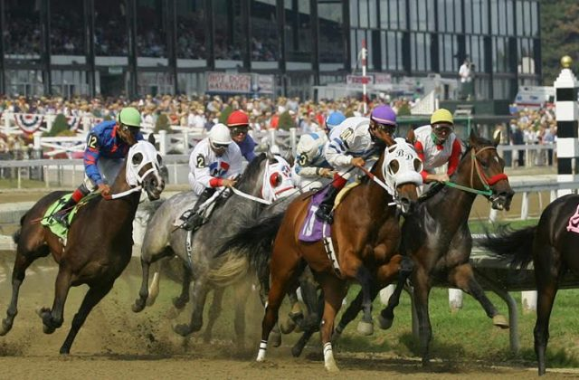 Suffolk Downs Racing and Food Truck Festival