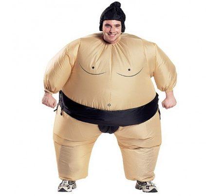 sumo fat suits