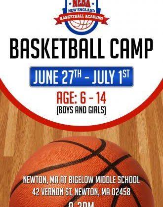 Boston Bobcats: NEBA Basketball Camp DATES: June 27 – July 1
