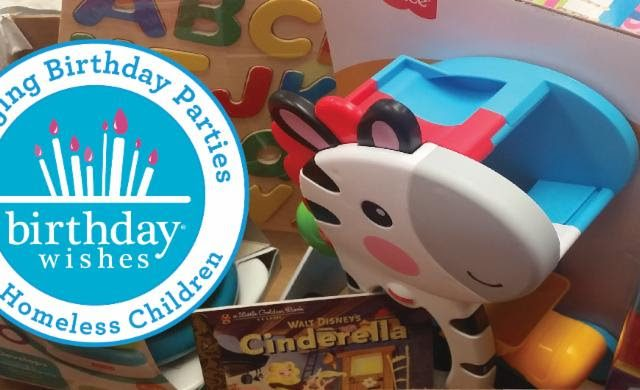 Birthday Wishes Toddler Toys Needed