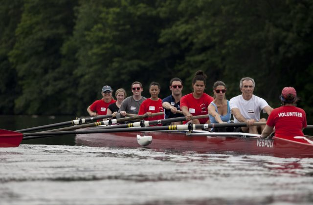 CRI Parents Rowing Team