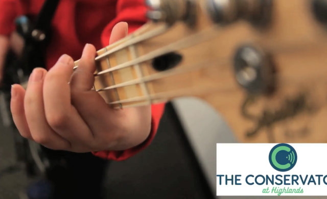 Summer Music Camp at The Conservatory at Highlands