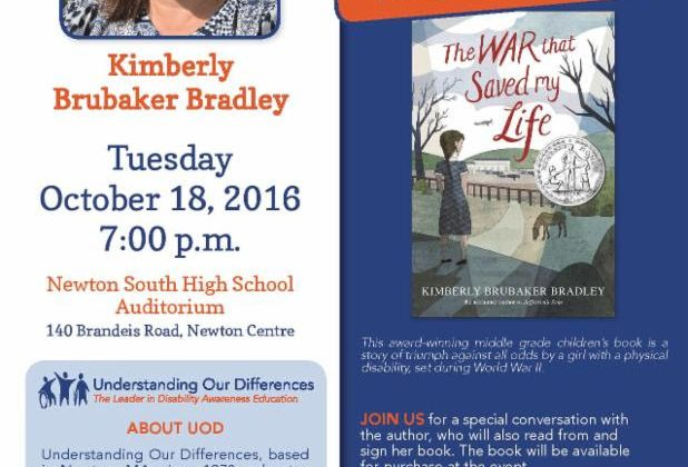Understanding Our Differences Author Event