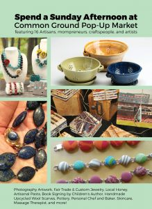 Crafters Sought for Pop Up Market