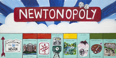 Order Newtonopoly in time for the holidays!