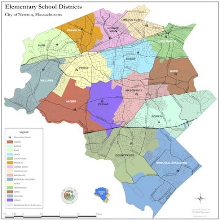 Newton Schools: Applying Out of District
