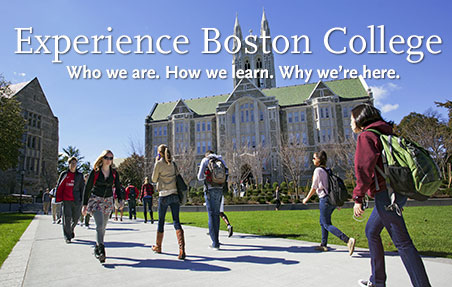 BC Admissions Speaking at Newton Inspires