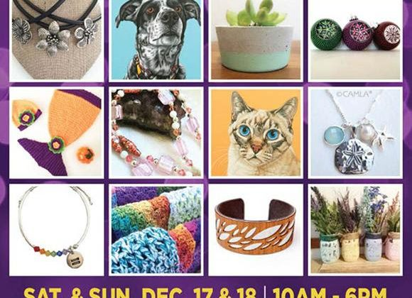 Holiday Artisan Market in Watertown