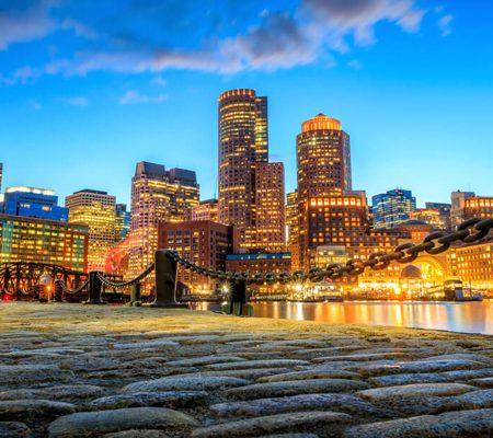 Boston #1 Coziest City in US