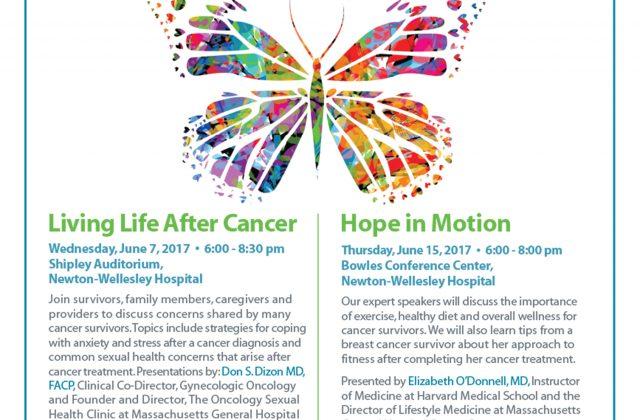 Cancer Survivorship Events Starting Next Week