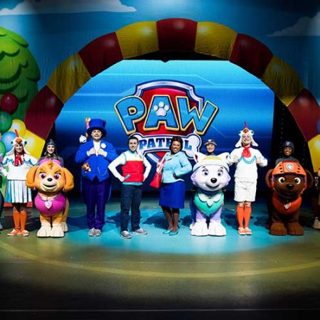 Paw Patrol Live! at Boch Center Wang Theater