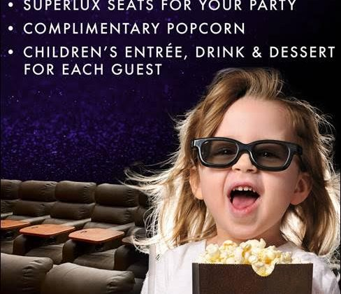 Birthday parties at SuperLux at The Street