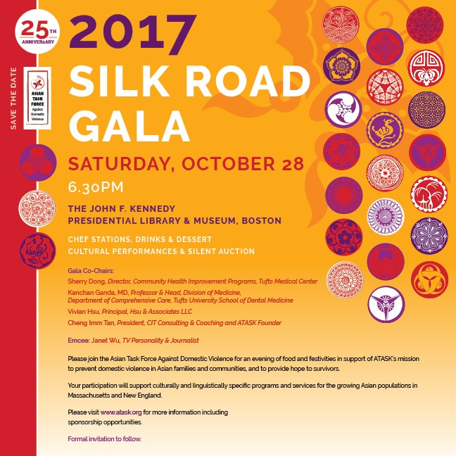 Soliciting Donations for Silk Road Gala