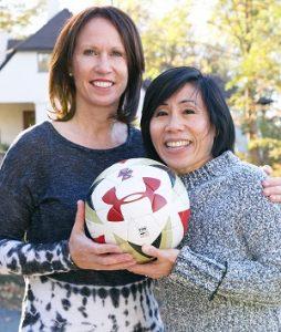 Alison Foley, Mia Wenjen, How To Coach Girls
