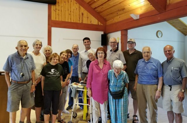 WELCOME HOME Charity in Newton to help immigrants