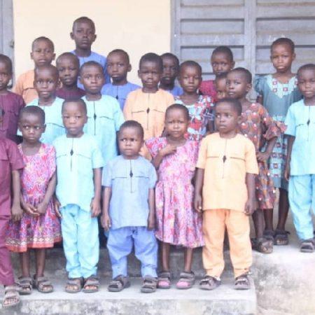 Dr. Ibokette's Scholarship Fund for Nigerian Children