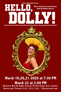 Hello Dolly! Musical at Newton North High School