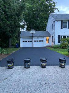 driveway sealing Ben Chin After