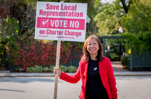 Amy Mah Sangiolo Candidate for Mayor